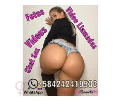 Daniela Oficial VIP Servicios Online Sexuales