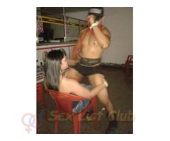 strippers impactantes