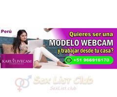 CONVIERTETE EN MODELO WEBCAM CAMBIA TU ESTILO DE VIDA $